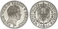1\/6 Thaler Reino de Prusia (1701-1918) Plata Federico Guillermo IV de Prusia (1795 - 1861)