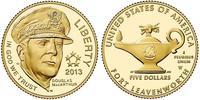 5 Dollar Vereinigten Staaten von Amerika (1776 - ) Gold Douglas MacArthur (1880 - 1964)