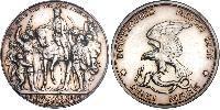 3 Mark Regno di Prussia (1701-1918) Argento