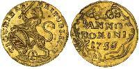 1/4 Ducat Switzerland Gold