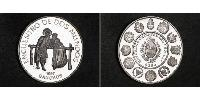 250 Peso Uruguay Argento