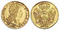 12800 Reis Brazil Gold John V of Portugal (1689-1750)
