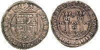 8 Real Spanish Mexico  / Kingdom of New Spain (1519 - 1821) / Peru Silver