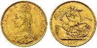 2 Pound United Kingdom Gold Victoria (1819 - 1901)