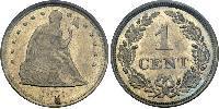 1 Цент США (1776 - )