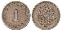 1 Pfennig Germany