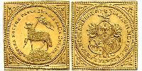 1 Ducat Free Imperial City of Nuremberg (1219 - 1806) 金
