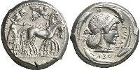 1 Tetradrachm Ancient Greece (1100BC-330) 銀