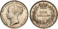 1 Shilling Royaume-Uni de Grande-Bretagne et d