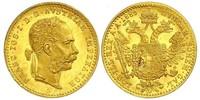 1 Дукат Габсбургская империя (1526-1804) Золото Франц Иосиф I (1830 - 1916)