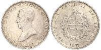 50 Centesimo Uruguay Plata José Gervasio Artigas