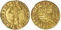 1 Дукат Австрія Золото Рудольф II (1552 - 1612)