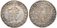 1 Thaler States of Germany Plata Friedrich Ulrich (1591 - 1634)
