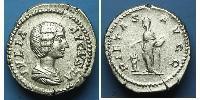 1 Denarius 羅馬帝國 銀 尤利亞·多姆娜