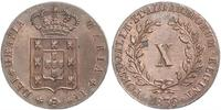 10 Reis Kingdom of Portugal (1139-1910) Copper Maria II of Portugal (1819-1853)