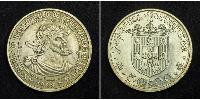 50 Escudo Second Portuguese Republic (1933 - 1974) Silver