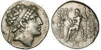 1 Тетрадрахма Государство Селевкидов (312BC-63 BC) Серебро Alexander I Balas (150-145 BC)