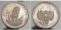10 Franc Niger Silver