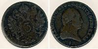 3 Kreuzer Holy Roman Empire (962-1806) / Habsburg Empire (1526-1804) Copper Francis II, Holy Roman Emperor (1768 - 1835)