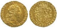 1/4 Guinea Royaume-Uni Or George III (1738-1820)