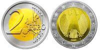 2 Euro Allemagne Bilame