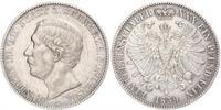 1 Taler Шварцбург-Зондерсгаузен (1599-1920) Серебро