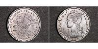 2 Franc Francia Plata