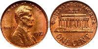 1 Cent USA (1776 - ) Tin/Copper/Zinc Abraham Lincoln (1809-1865)
