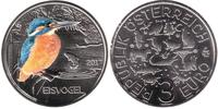 3 Euro Republic of Austria (1955 - ) Copper