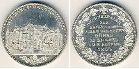 1 Thaler Bremen (state) Silver