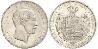 3½ Гульден / 2 Талер Великое герцогство Гессен (1806 - 1918) Серебро Фридрих Вильгельм I (курфюрст Гессена) (1802 - 1875)
