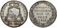 20 Batz Schweiz Silber