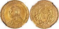 20 Доллар Китайская Народная Республика Золото