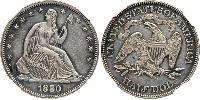 1/2 Dollar 美利堅合眾國 (1776 - ) 銀