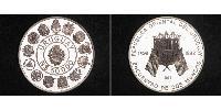 50000 Peso Uruguay Silver