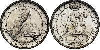 20 Lira San Marino Argento