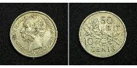 Danemark Argent Christian IX de Danemark (1818-1906)