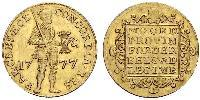 1 Ducat Provinces-Unies (1581 - 1795) Or