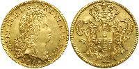 6400 Рейс Бразилія Золото Жуан V король Португалії (1689-1750)