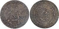 1 Thaler Principality of Transylvania (1571-1711) Plata Gabriel Báthory(1589 – 1613)
