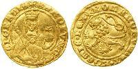 1 Gulden Bohemia Gold Charles IV, Holy Roman Emperor (1316-1378)