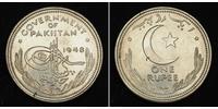 1 Rupee Pakistan (1947 - ) Copper/Nickel