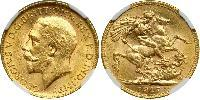 1 Sovereign Canada Or George V (1865-1936)