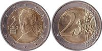 2 Euro Republic of Austria (1955 - ) Níquel