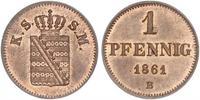 1 Pfennig States of Germany Kupfer