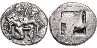 1 Stater Antikes Griechenland (1100BC-330) Silber