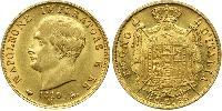 40 Lira Kingdom of Italy (Napoleonic) (1805–1814) Gold Napoleon (1769 - 1821)
