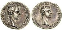 Denario Impero romano (27BC-395) Argento Caligola (12-41)
