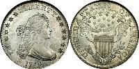 1 Dollar USA (1776 - ) Silver Anne Willing Bingham (1764-1801)