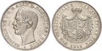 1 Thaler Principado de Reuss (línea mayor) (1778 - 1918) Plata Enrique XX de Reuss-Greiz